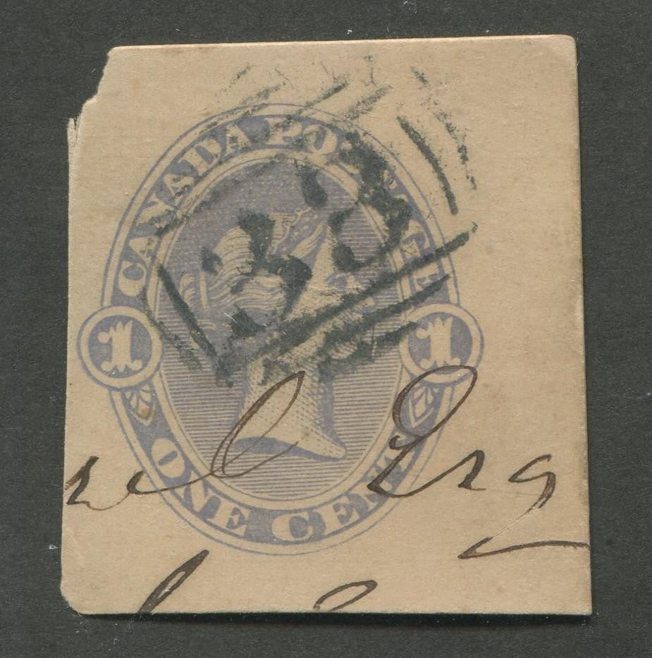 0051BC1707 - British Columbia Numeral Cancel '33'