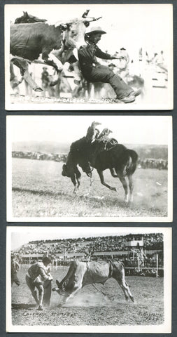 0001CS1910 - Calgary Stampede Postcard Collection