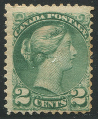 0036CA2005 - Canada #36 - Mint Major Re-Entry
