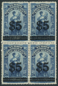 0017YL2004 - YL17 - Mint Block of 4