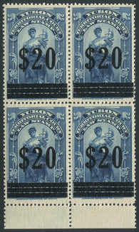 0019YL2004 - YL19 - Mint Block of 4