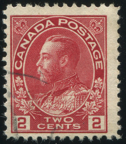 0106CA1906 - Canada #106xv - Used Major Re-entry