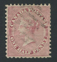 0011CA1709 - Canada #11 - Deveney Stamps Ltd. Canadian Stamps