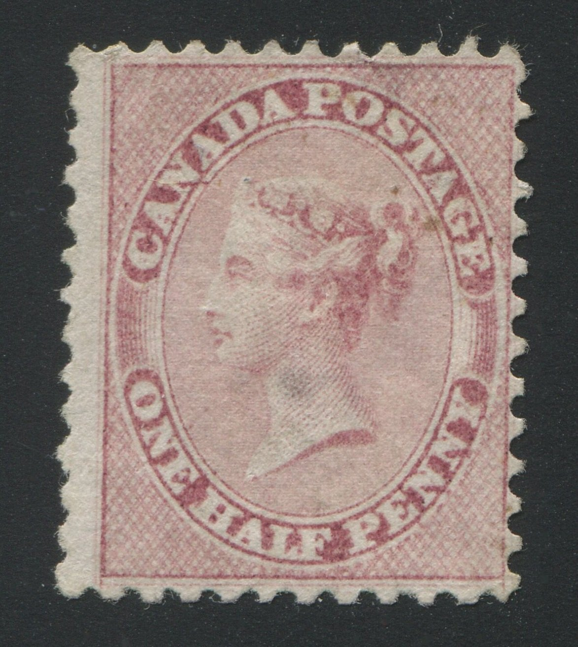 0011CA1709 - Canada #11i - Used Strong Re-Entry - Deveney Stamps Ltd. Canadian Stamps