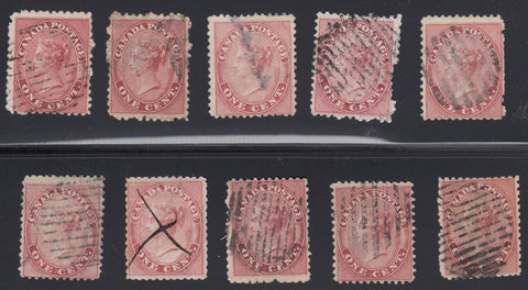 0014CA1711 - Canada #14ii Wholesale Lot