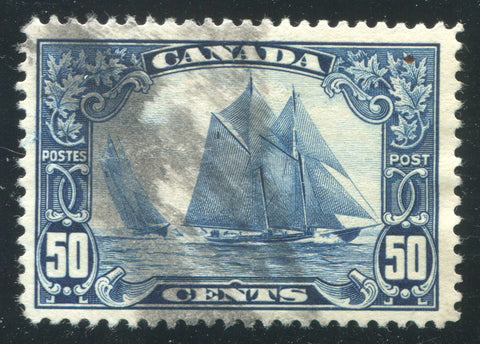 0158CA1710 - Canada #158iii - Used 'Man on the Mast' Variety