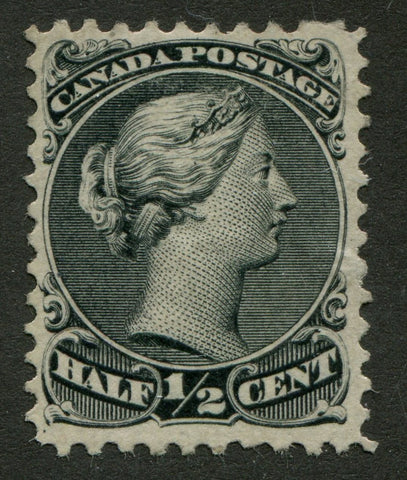 0021CA1708 - Canada #21iv - Mint 'Spur' Variety