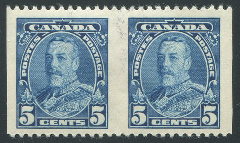 0221CA2002 - Canada #221a - Mint Horizontal Pair Imperf Vertically