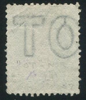 0024CA1710 - Canada #24a - Used, Watermarked Bothwell Paper