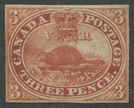 0003CA1712 - Canada #4 - Deveney Stamps Ltd. Canadian Stamps