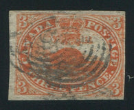 0004CA1709 - Canada #4d - Deveney Stamps Ltd. Canadian Stamps