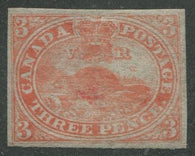 0004CA1708 - Canada #4iv - Deveney Stamps Ltd. Canadian Stamps