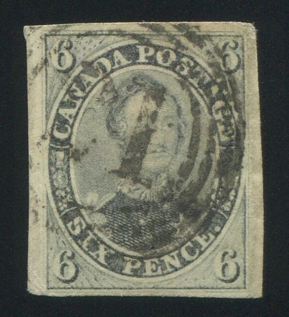 0005CA1709 - Canada #5 - Deveney Stamps Ltd. Canadian Stamps