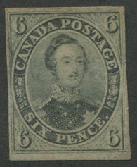 0005CA1708 - Canada #5a - Deveney Stamps Ltd. Canadian Stamps