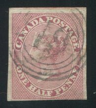 0008CA1709 - Canada #8 - Deveney Stamps Ltd. Canadian Stamps