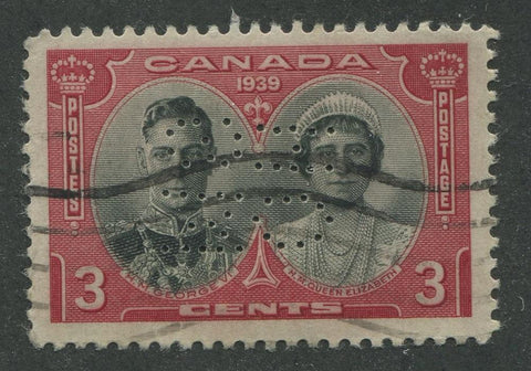 0273CA1708 - Canada OA248 'H' - Used - UNLISTED