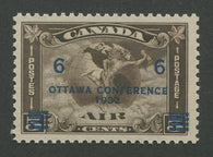 0004CA1707 - Canada C4 - Mint - Deveney Stamps Ltd. Canadian Stamps