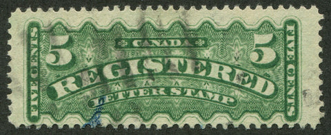 0115CA1906 - Canada F2ii - Used, Major Re-entry