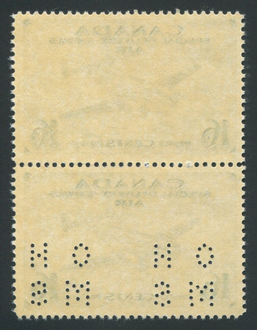 0338CA1709 - Canada OCE1 - Mint Pair, Position 'A Z'