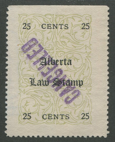 0010AL1707 - AL10 - Used - Deveney Stamps Ltd. Canadian Stamps