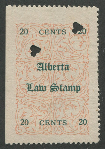 0005AL1707 - AL5 - Used - Deveney Stamps Ltd. Canadian Stamps
