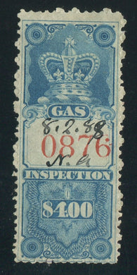 0007FG1709 - FG7 - Used - Deveney Stamps Ltd. Canadian Stamps