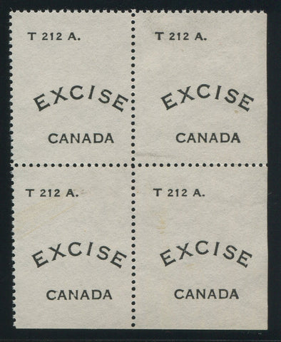 0009PL1708 - FLS9 - Mint Block of 4 - Deveney Stamps Ltd. Canadian Stamps