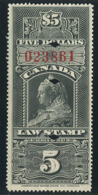 0010SC1710 - FSC10 - Used - Deveney Stamps Ltd. Canadian Stamps