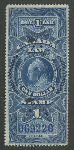 0011SC1707 - FSC11 - Used - Deveney Stamps Ltd. Canadian Stamps