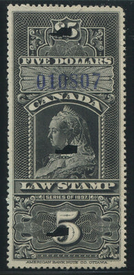 0012SC1708 - FSC12 - Used - Deveney Stamps Ltd. Canadian Stamps