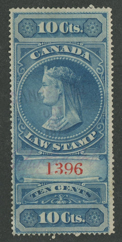 0001SC1707 - FSC1 - Used - Deveney Stamps Ltd. Canadian Stamps
