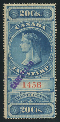 0002SC1710 - FSC2 - Specimen - Deveney Stamps Ltd. Canadian Stamps