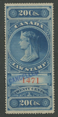 0002SC1707 - FSC2 - Specimen - Deveney Stamps Ltd. Canadian Stamps
