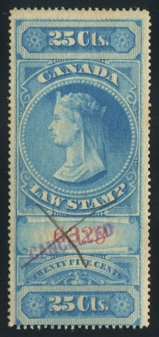 0003SC1710 - FSC3 - Specimen - Deveney Stamps Ltd. Canadian Stamps