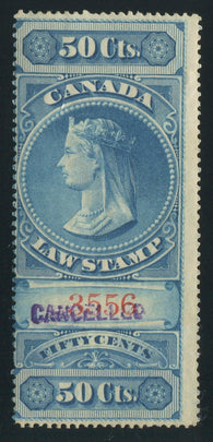 0004SC1710 - FSC4 - Specimen - Deveney Stamps Ltd. Canadian Stamps