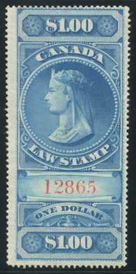 0005SC1710 - FSC5 - Mint - Deveney Stamps Ltd. Canadian Stamps