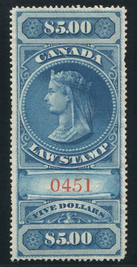 0006SC1710 - FSC6 - Mint - Deveney Stamps Ltd. Canadian Stamps