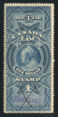 0008SC1710 - FSC8 - Specimen - Deveney Stamps Ltd. Canadian Stamps
