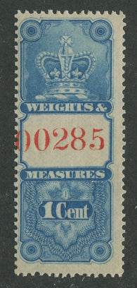 0006WM1707 - FWM6 - Mint - Deveney Stamps Ltd. Canadian Stamps