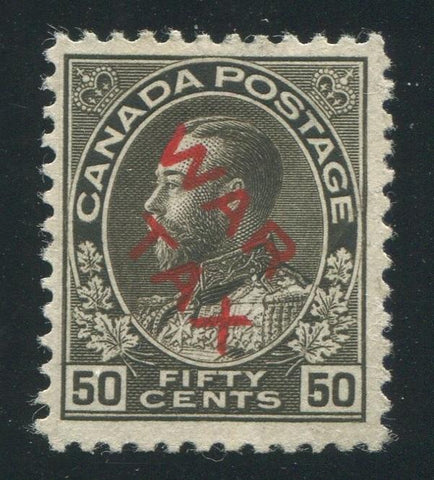 0012WT1710 - FWT3 - Used - Deveney Stamps Ltd. Canadian Stamps