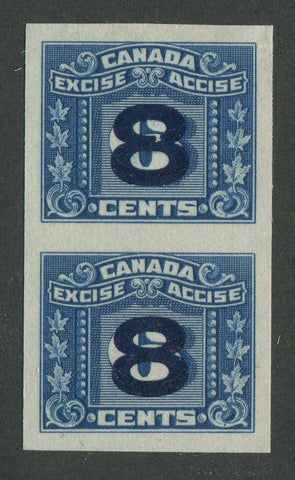 0139FX1707 - FX139a - Mint Imperf Pair