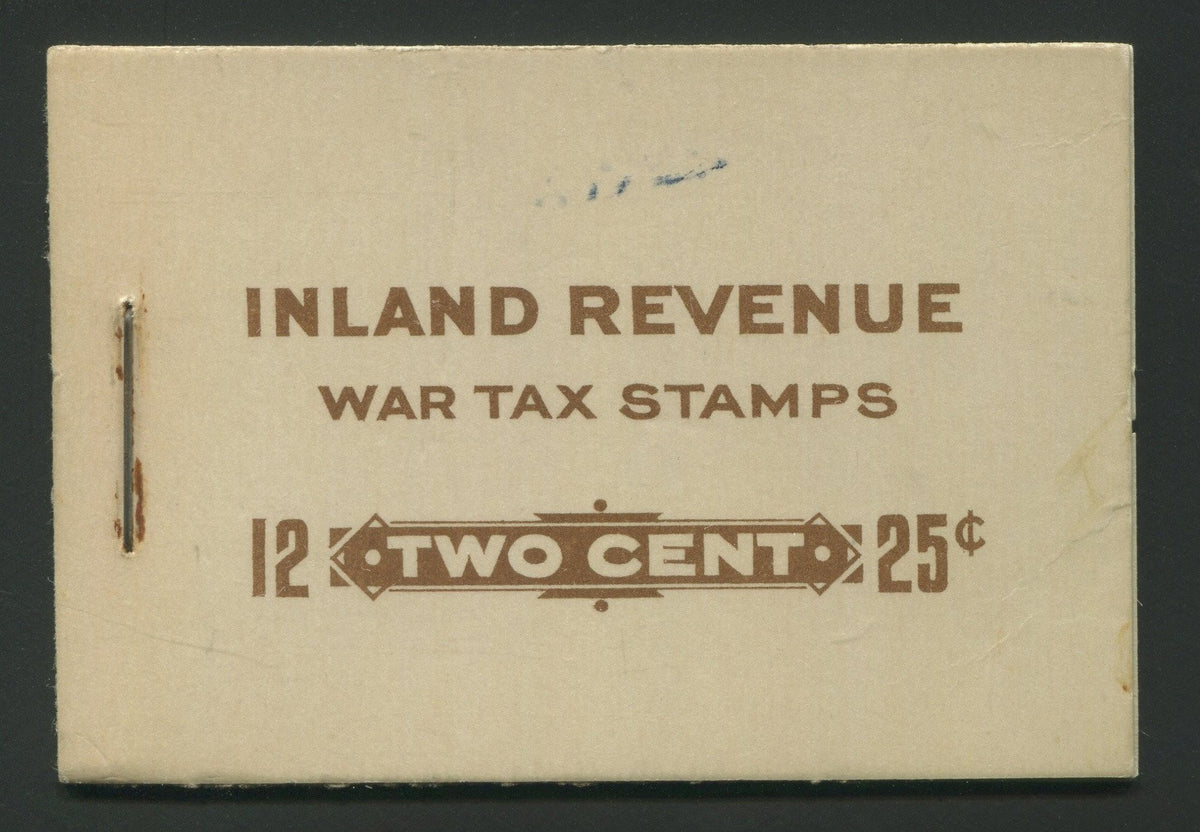 0036FX1707 - FX36b - Mint Booklet