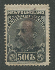 0011NF1707 - NFR11 - Used - Deveney Stamps Ltd. Canadian Stamps