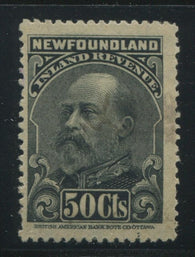 0011NF1708 - NFR11a - Used - Deveney Stamps Ltd. Canadian Stamps