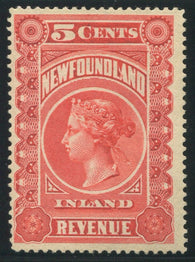 0001NF1710 - NFR1 - Mint - Deveney Stamps Ltd. Canadian Stamps