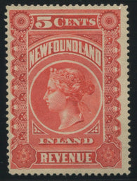 0001NF1708 - NFR1 - Mint - Deveney Stamps Ltd. Canadian Stamps