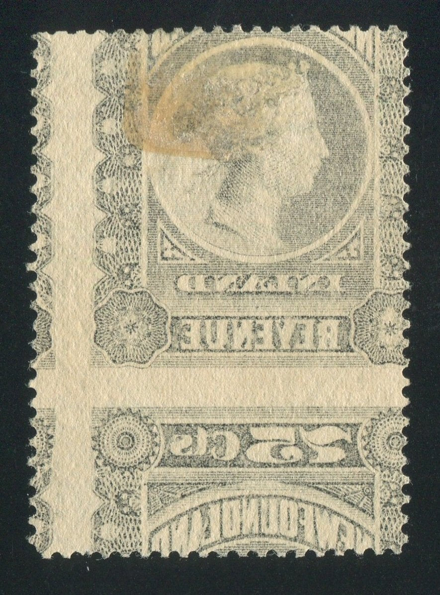 0008NF1710 - NFR8 - Used - Deveney Stamps Ltd. Canadian Stamps