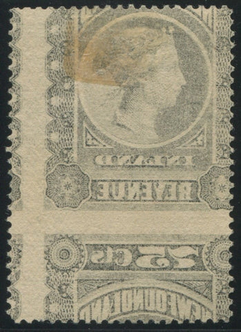 0005NF1708 - NFR5a - Used - Deveney Stamps Ltd. Canadian Stamps