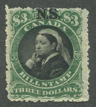 0018NS1709 - NSB18a - Mint