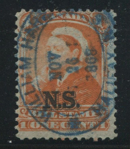 0002NS1708 - NSB2 - Used - Deveney Stamps Ltd. Canadian Stamps